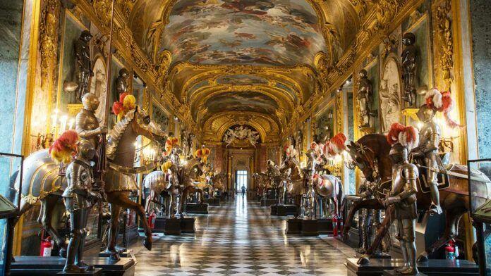 Turin's Royal Armoury