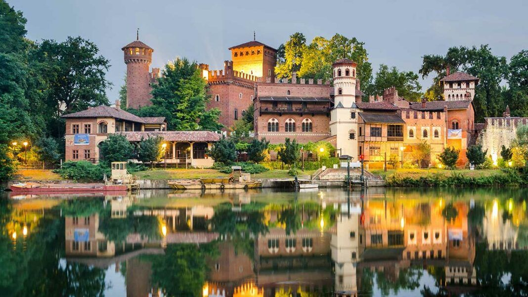 Parco del Valentino (c) Shutterstock.com