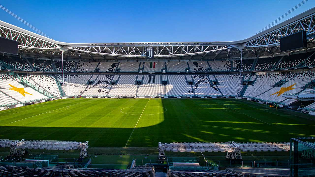 Allianz Stadium, the Torinese temple of football - Welcome to Italia