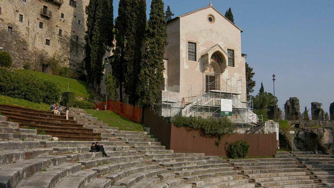 Roman Theater, Church of San Siro and Libera