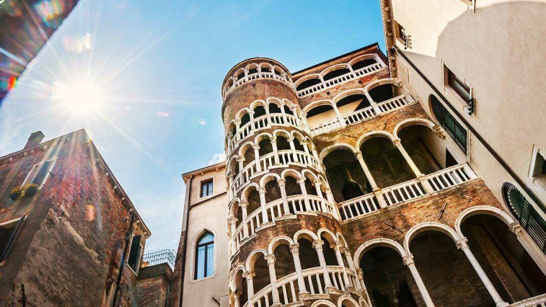 Scala Contarini del Bovolo (c) Shutterstock.com