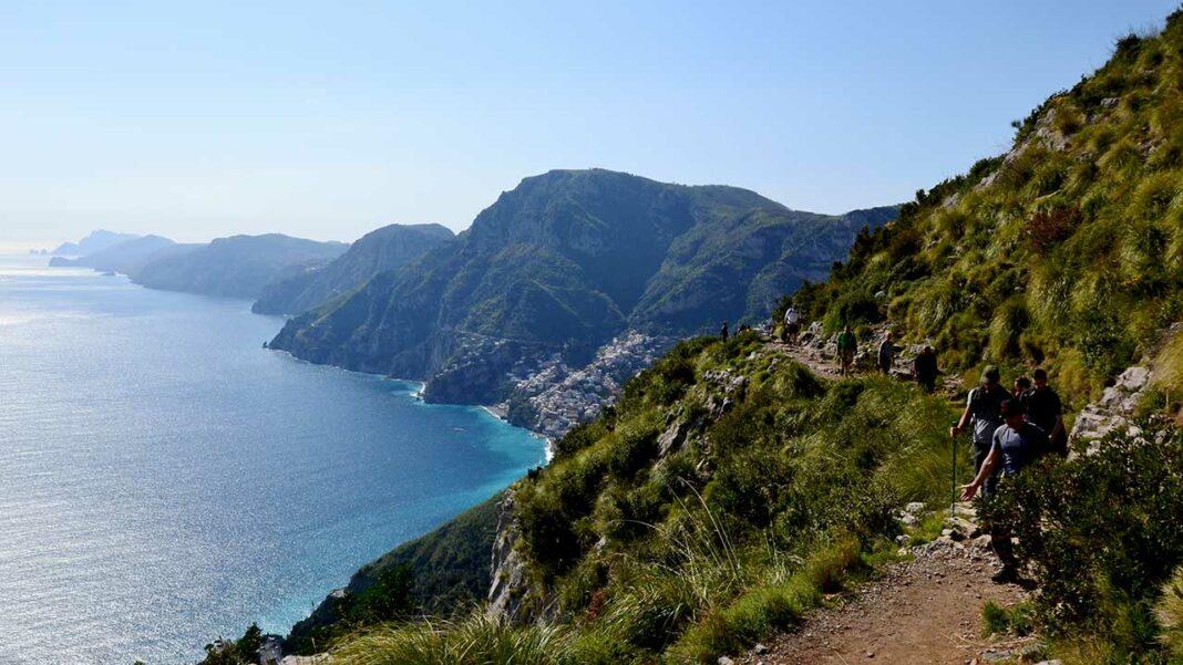 Sentiero degli Dei, photo credits Jack45 under c.c 3.0 licence