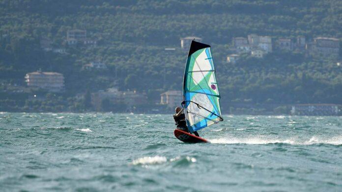 Windsurf on Lake Garda