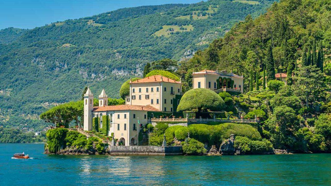 Villa del Balbianello (c) Stefano Valeri/Shutterstock.com