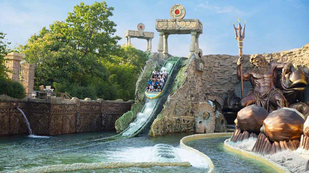 Gardaland Themed park